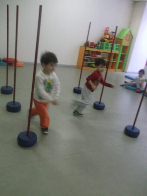Hareket Koordinasyon Eğitiminin Çocuklar Üzerindeki Etkileri