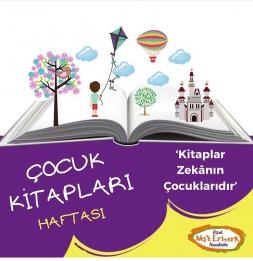 Çocuk Kitapları Haftası