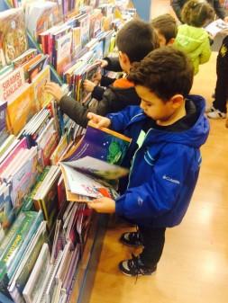 Kitaplarımızı Seçtik