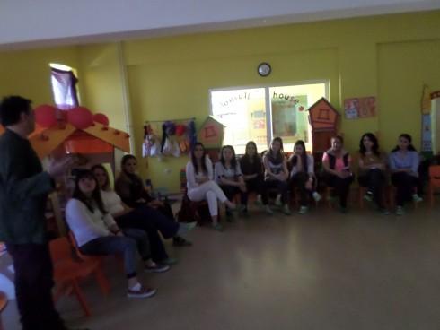 Yaratıcı Drama Eğitimini tamamladık:)