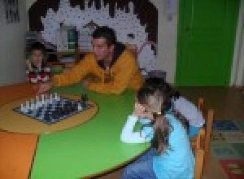 Okul Öncesi Dönemde Satranç Eğitimi