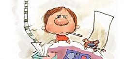 Çocuklarda Nezle VE Grip Artışı